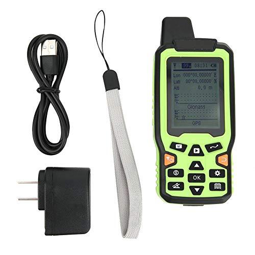 EM90 Handheld GPS Navigation Track, High Land Area Meter MeasuInstrument, 100-240V Land Area Measurer