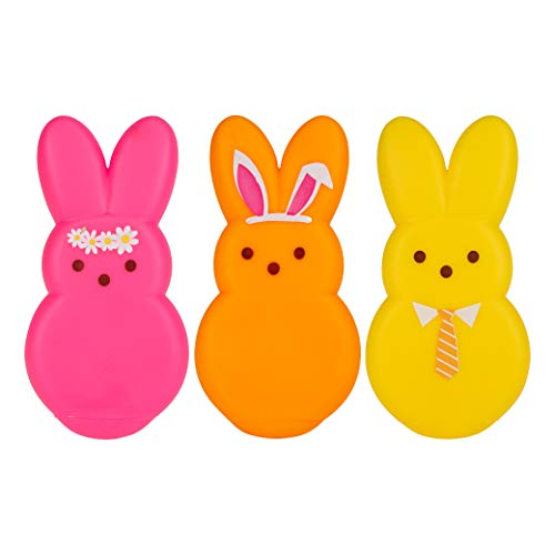 Peeps for Pets Vinyl Bunny Toys for Dogs