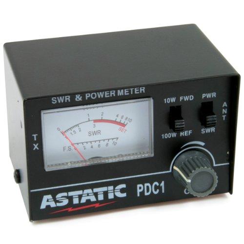 Astatic PDC1 100 Watt SWR Meter