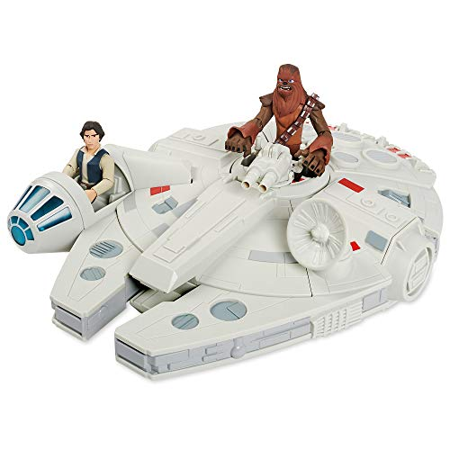 Star Wars Millennium Falcon Play Set - Marvel Toybox Multi