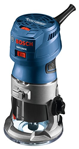 Bosch GKF125CEN Colt 1.25 HP (Max) Variable-Speed Palm Router Tool
