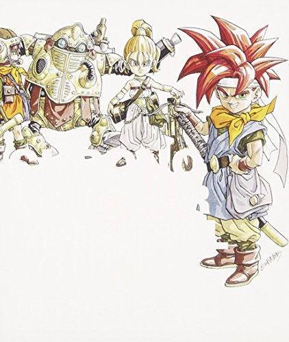 DS Version Chrono Trigger Original Soundtrack
