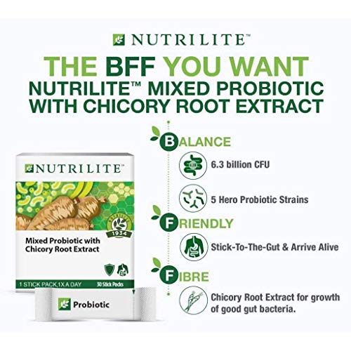 Nutrilite Digestive Probiotic - 30 Stick Packs