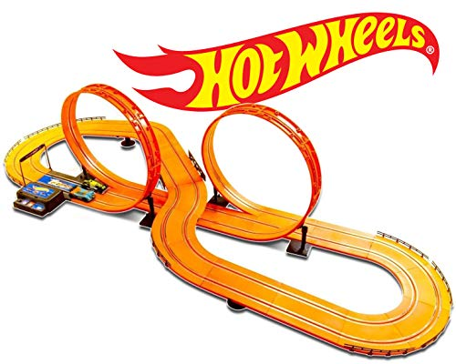 Kidz Tech Hot Wheels Electric 20.7 ft. Slot Track (83129)