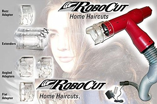 Robocut Automatic Vacuum Hair Cutting System Haircutter Clipper