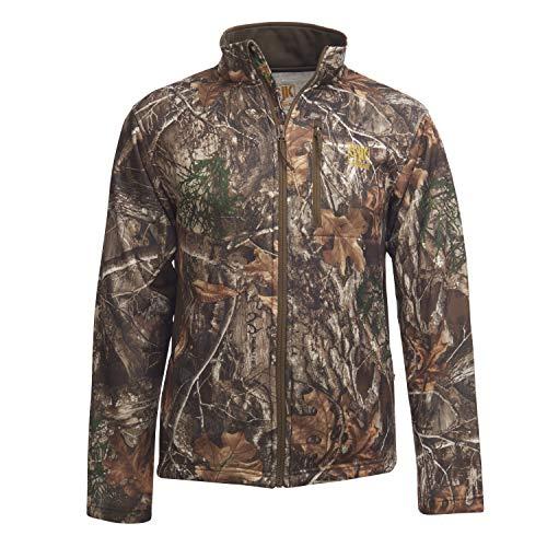 Slumberjack Broadhead Jacket, Featuring Realtree Edge Camouflage, Large