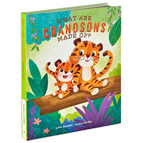 HMK What are Grandsons Made of?