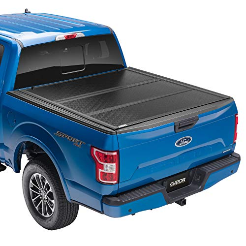 Gator EFX Hard Tri-Fold Truck Bed Tonneau Cover   GC24029   Fits 2021 Ford F150 5' 7' Bed (67.1')
