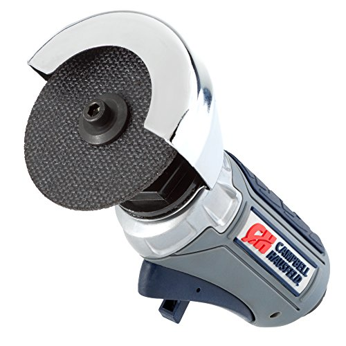Campbell Hausfeld XT200000 Air Cut Off Tool, 3' Cutting Disc, 360 Degree Rotating Guard, Get Stuff Done