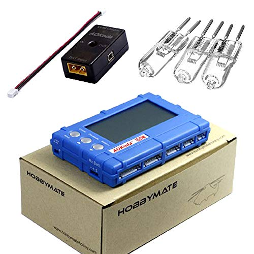 Targethobby 3IN1 150W Discharger Voltage Tester Balancer For Lipo Battery