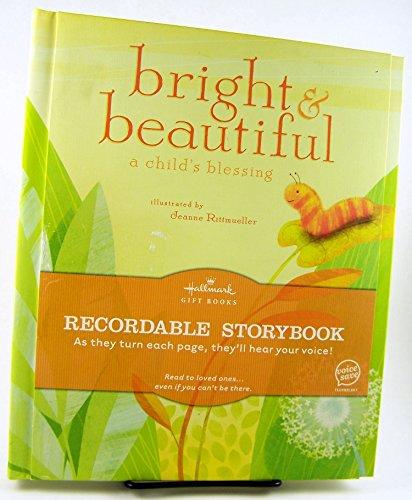 Hallmark Bright & Beautiful Recordable Book