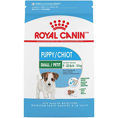 Royal Canin Small Puppy Dry Dog Food, 13 Lb