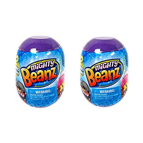 Moose Toys Mighty Beanz 2 Pack Pod Capsule (2 Packs)