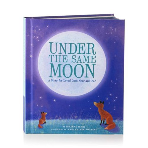 Hallmark Recordable Storybook KOB1098 Under The Same Moon