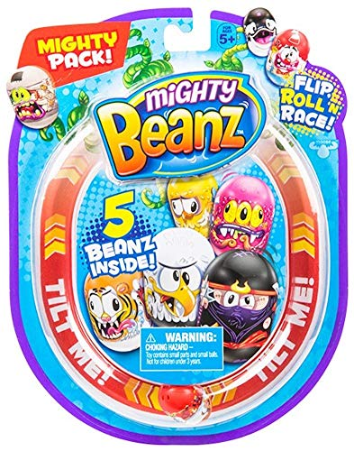 Mighty Beanz Mighty 5 Pack